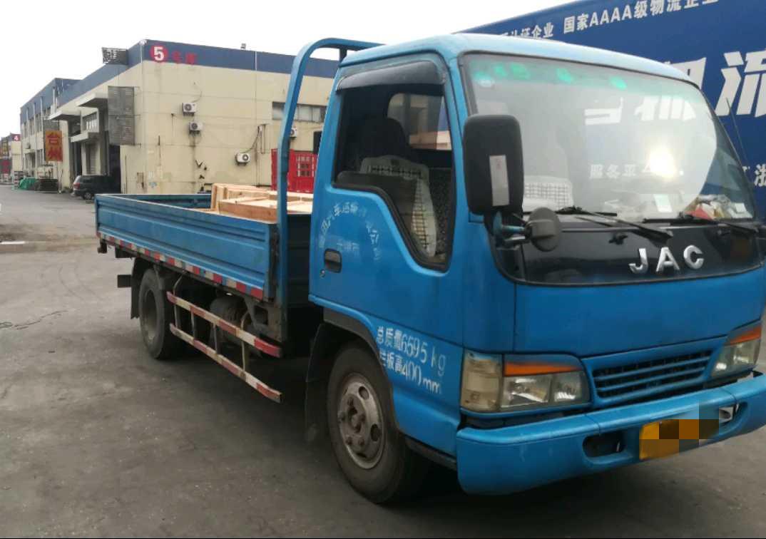 江淮其他車系 載貨車  80匹 2012年02月 4x2