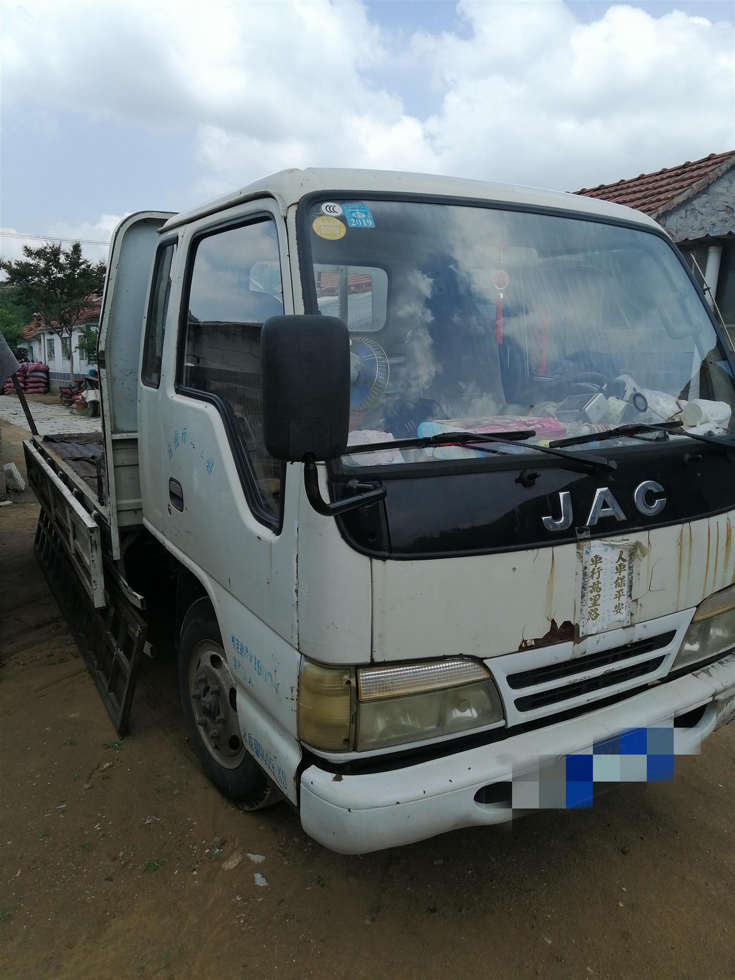 江淮康鈴康鈴H5 載貨車  90匹 2010年12月 4x2