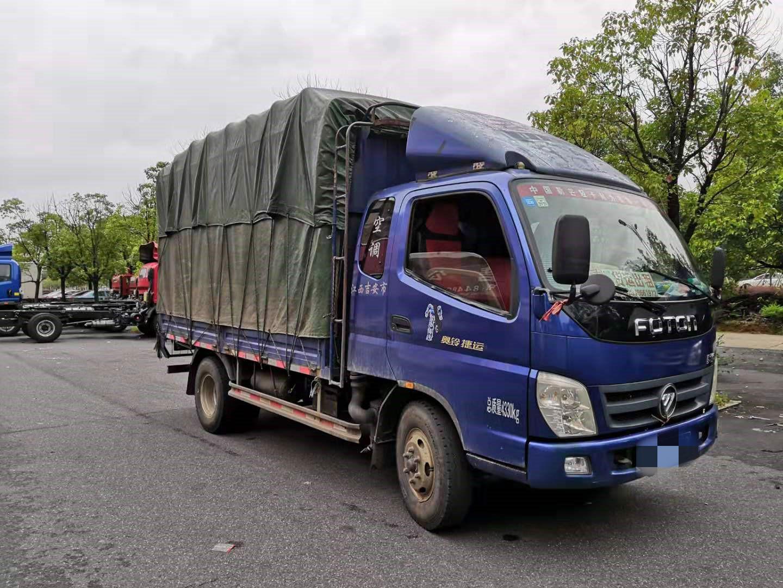 福田奧鈴奧鈴捷運 載貨車  130匹 2014年05月 4x2