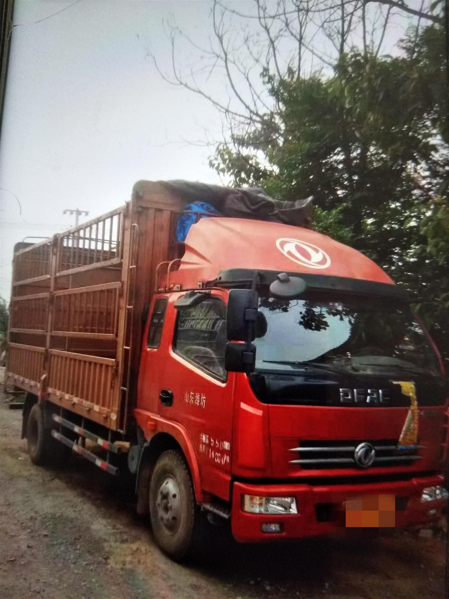 東風天龍 載貨車  150匹 2015年08月 4x2