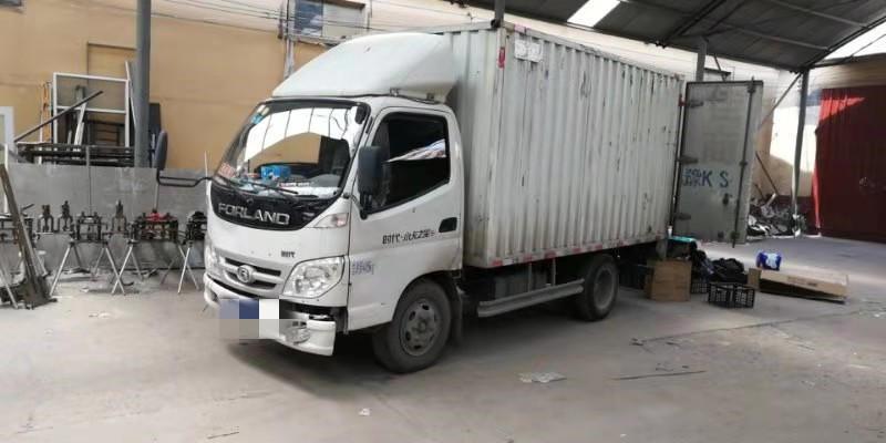 北汽福田其他車系 載貨車  160匹 2014年06月 4x2