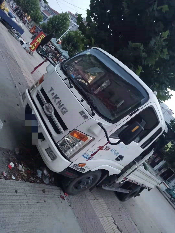 唐駿汽車唐駿K1 載貨車  94匹 2016年08月 4x2