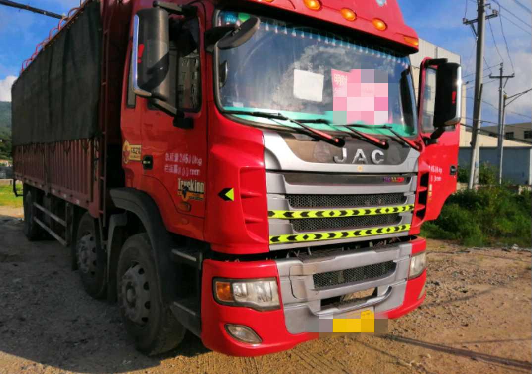 江淮格爾發 載貨車  220匹 2015年11月 6x2