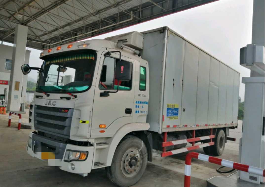 江淮格爾發 載貨車  180匹 2015年07月 4x2