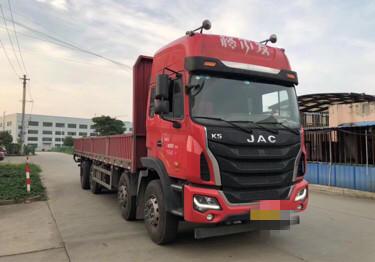 江淮格爾發K5L中卡 重載型 載貨車  290匹 2018年07月 6x4