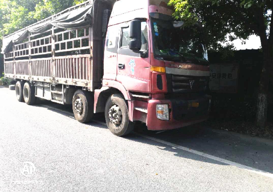 福田歐曼ETX 載貨車  270匹 2012年03月 8x4