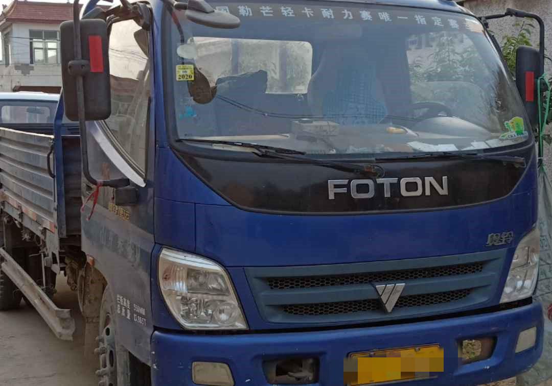 福田歐曼其他車系 載貨車  120匹 2011年04月 4x2