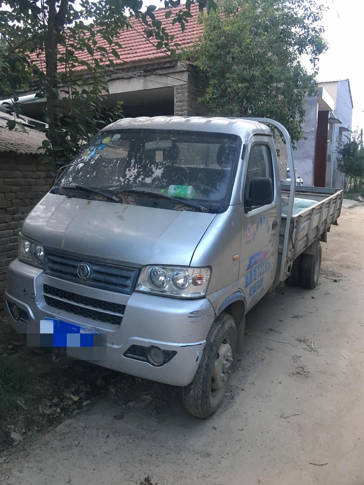 東風其他車系 載貨車  110匹 2010年08月 4x2