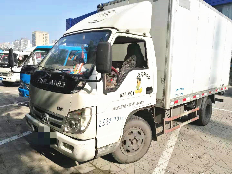 時代小卡之星 載貨車  100匹 2010年07月 4x2