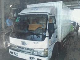 一汽解放其他車系 載貨車  140匹 2013年01月 4x2