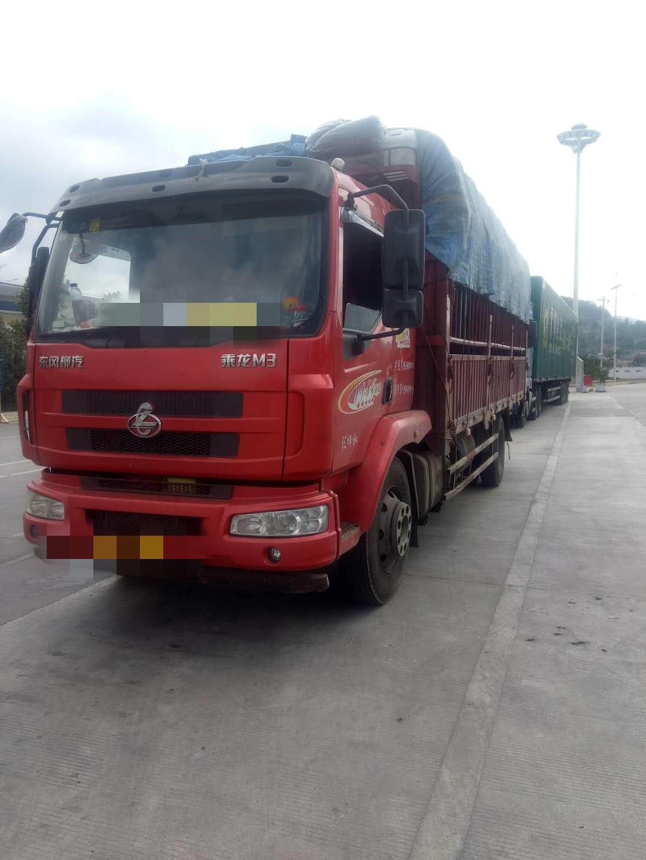 東風乘龍 載貨車  160匹 2017年02月 4x2
