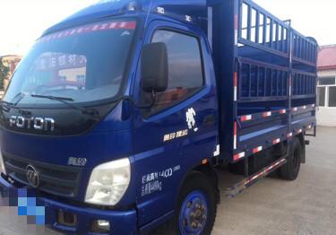 福田歐曼ETX 載貨車  120匹 2014年06月 4x2