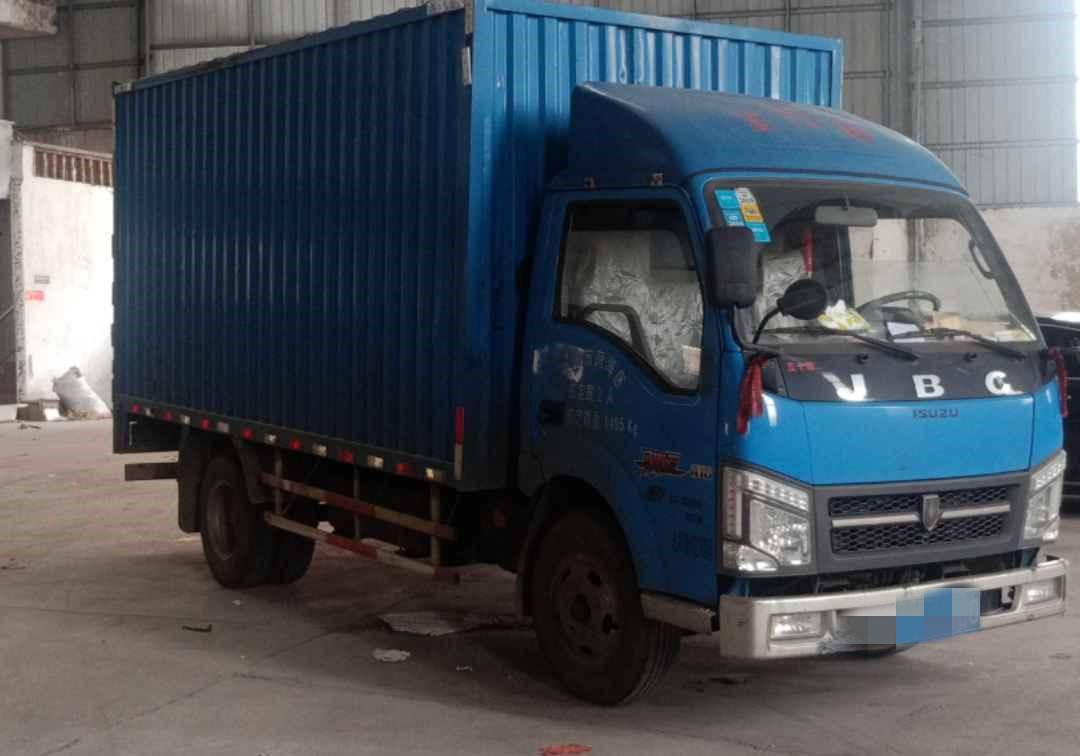 #其他品牌 载货车  160匹 2015年04月 4x2