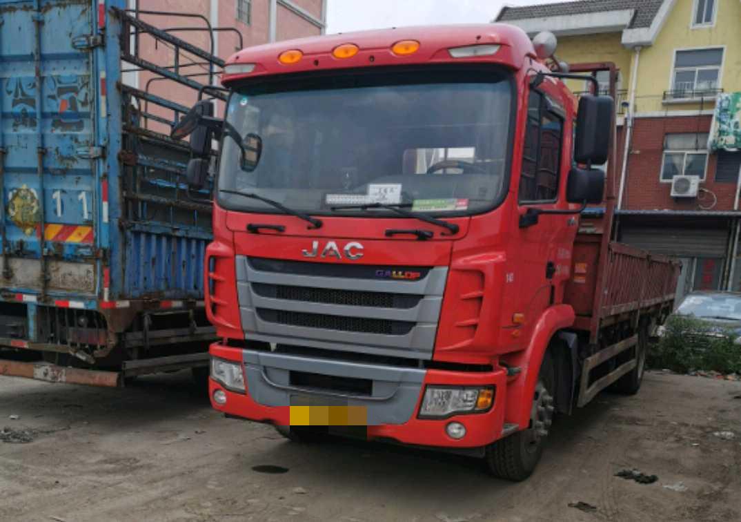 江淮格爾發K3X重卡 載貨車  160匹 2017年03月 4x2