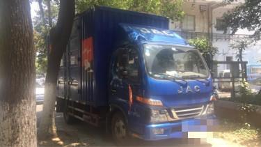 江淮格爾發 載貨車  140匹 2018年09月 4x2