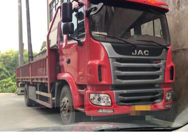 江淮格爾發A5L中卡 載貨車  170匹 2018年09月 4x2