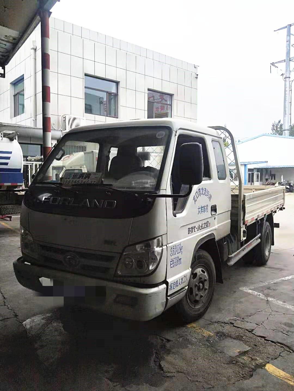 北汽福田其他車系 載貨車  88匹 2015年10月 4x2