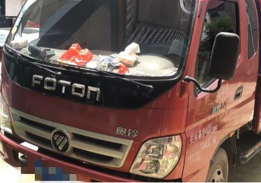 福田歐曼其他車系 載貨車  130匹 2015年08月 4x2