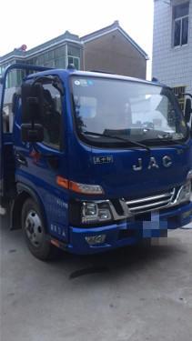 江淮其他车系 载货车  150匹 2019年01月 4x2