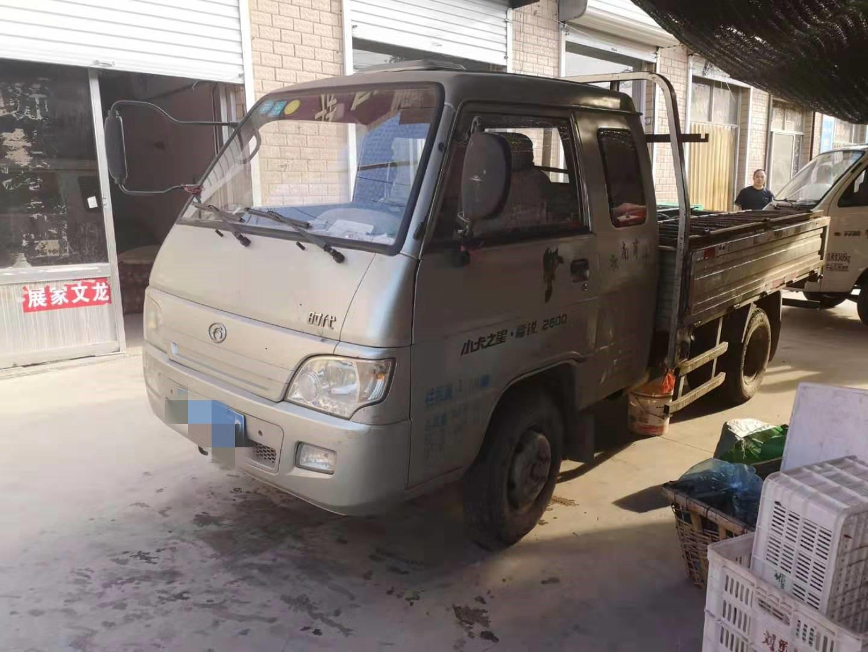 北汽福田其他車系 載貨車  80匹 2009年09月 4x2