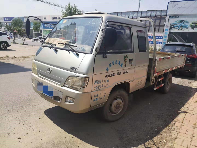 北汽福田其他車系 載貨車  80匹 2011年08月 4x2