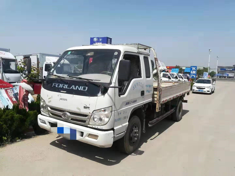 北汽福田 載貨車  110匹 2012年04月 4x2