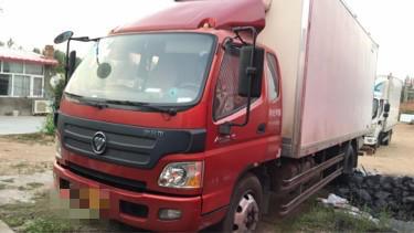福田歐曼其他車系 冷藏車  180匹 2012年08月 4x2