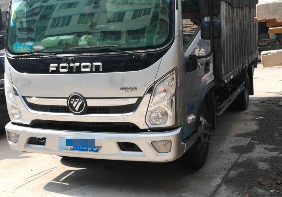 福田歐曼其他車系 載貨車  142匹 2017年12月 4x2