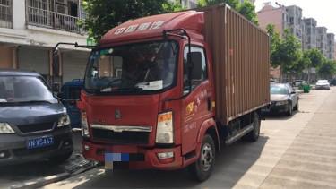 中國重汽其他車系 載貨車  160匹 2013年09月 4x2