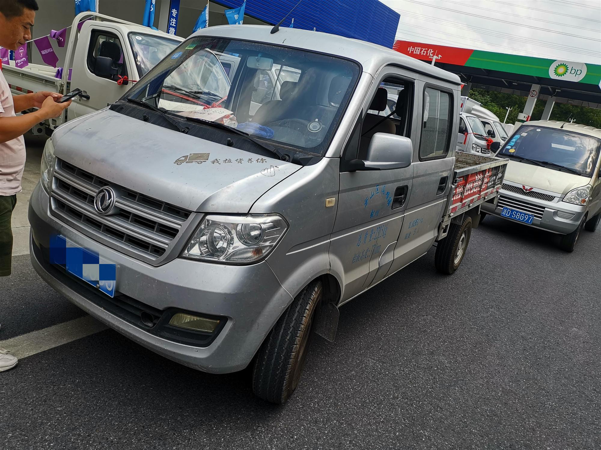 東風其他車系 載貨車  109匹 2017年04月 4x2