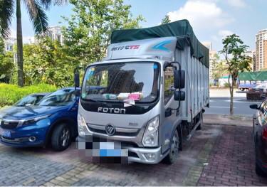 福田歐曼其他車系 載貨車  150匹 2017年10月 4x2