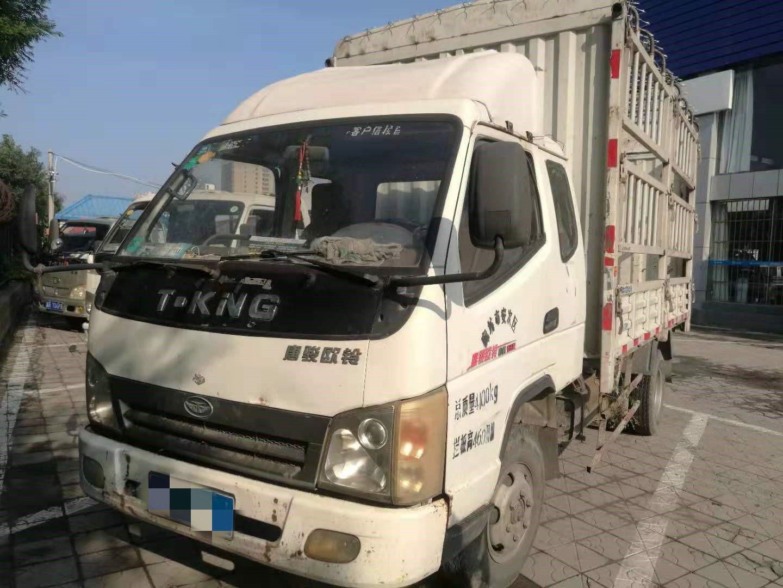 唐骏汽车唐骏EV 载货车  100匹 2013年08月 4x2