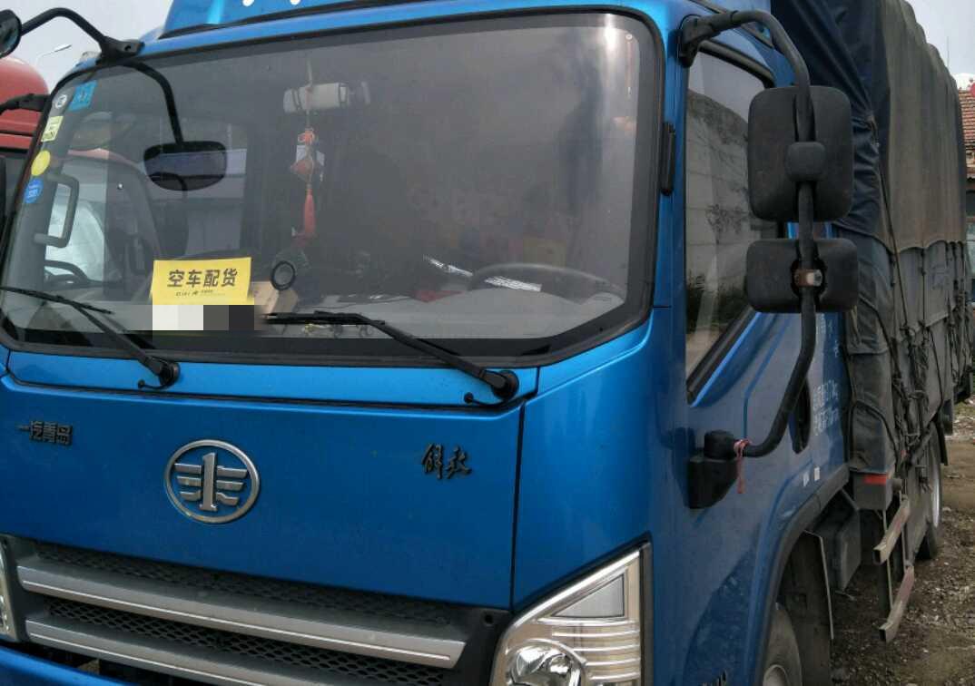 青島解放其他車系 載貨車  120匹 2017年05月 4x2