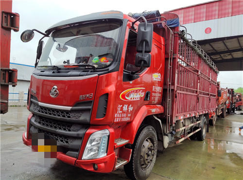 東風乘龍 載貨車  180匹 2017年06月 4x2