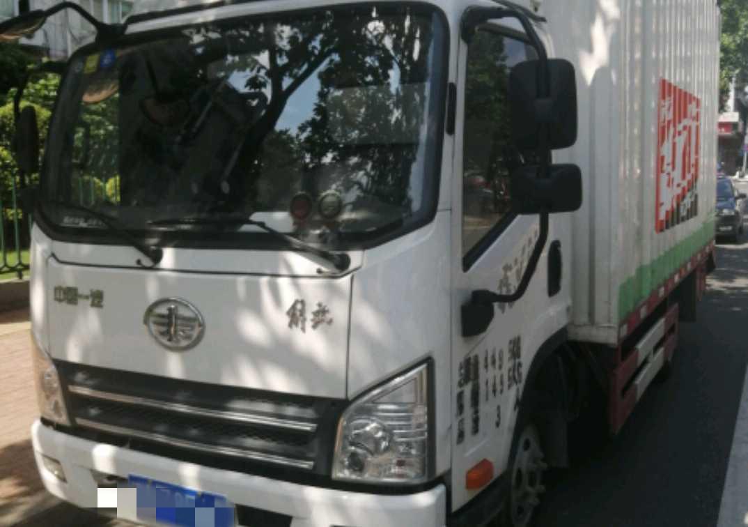 一汽解放其他车系 载货车  80匹 2019年04月 4x2