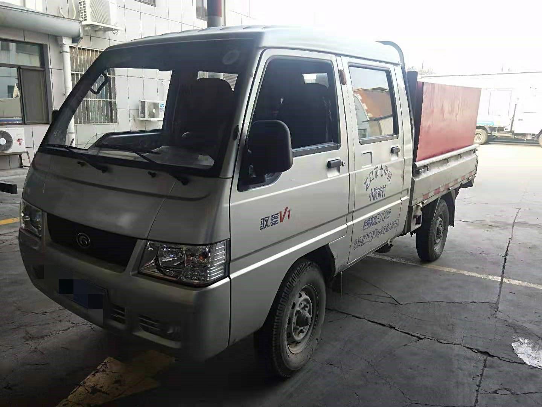 北汽福田其他車系 載貨車  60匹 2013年02月 4x2