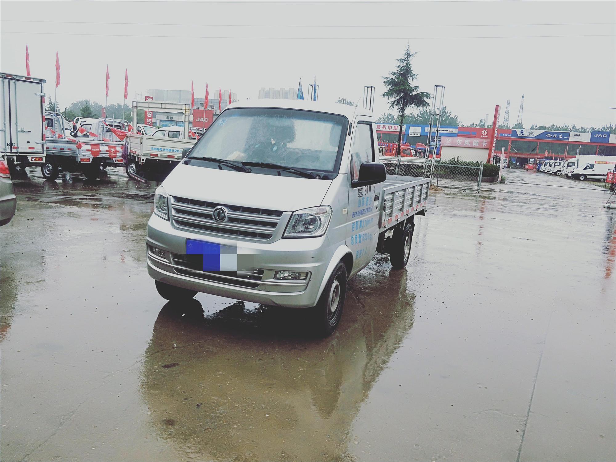 東風其他車系 載貨車  63匹 2017年12月 4x2
