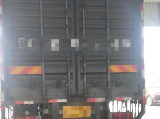 一汽解放其他車系 載貨車  220匹 2014年09月 6x2