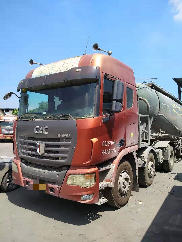 聯合卡車U340重卡 牽引車  340匹 2014年04月 6x2