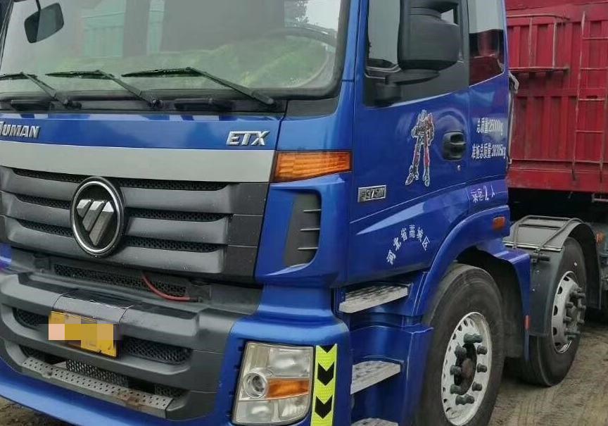 福田歐曼ETX 牽引車  375匹 2015年06月 6x2
