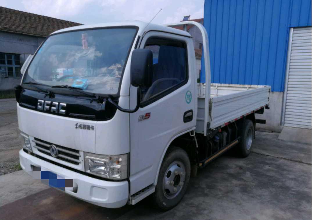 東風其他車系 載貨車  88匹 2017年04月 4x2