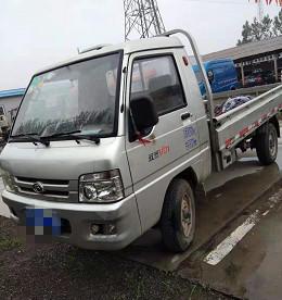 北汽福田其他车系 载货车  80匹 2014年09月 4x2