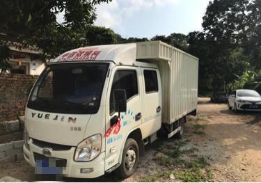 南京依维柯小福星 载货车  110匹 2018年05月 4x2