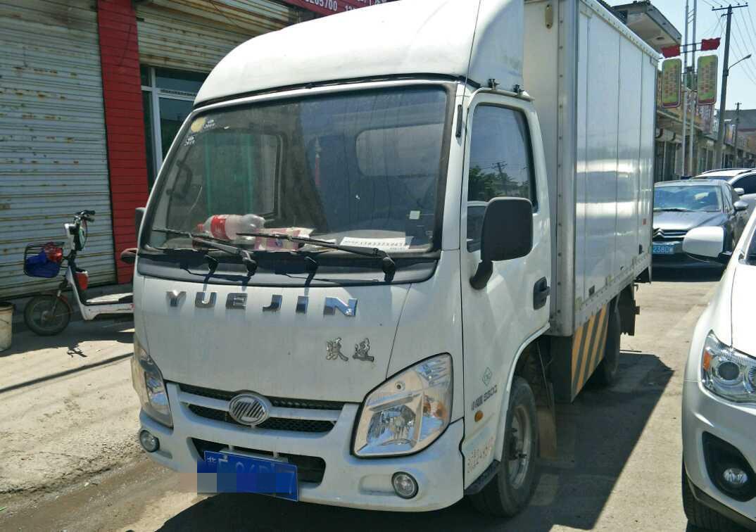 南京依维柯小福星 载货车  87匹 2016年09月 4x2