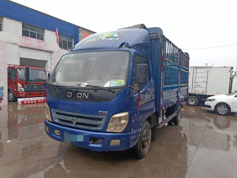 福田歐曼其他車系 載貨車  110匹 2009年11月 4x2