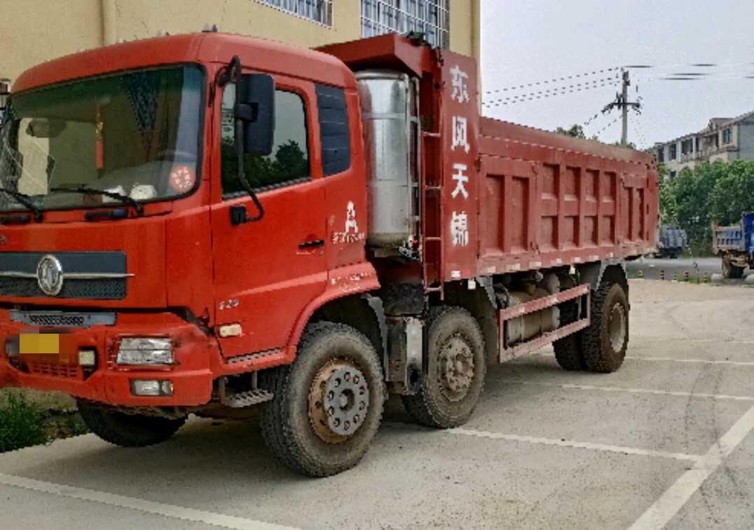 東風天錦 自卸車  220匹 2013年07月 6x2