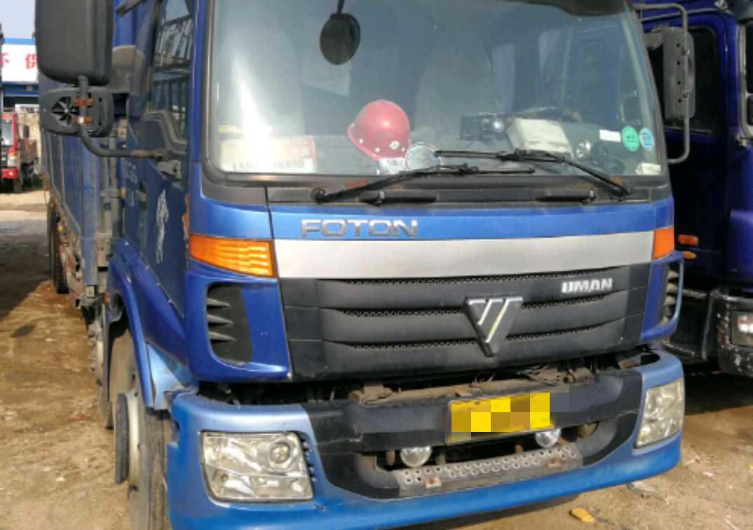 福田歐曼ETX 載貨車  260匹 2010年05月 8x4