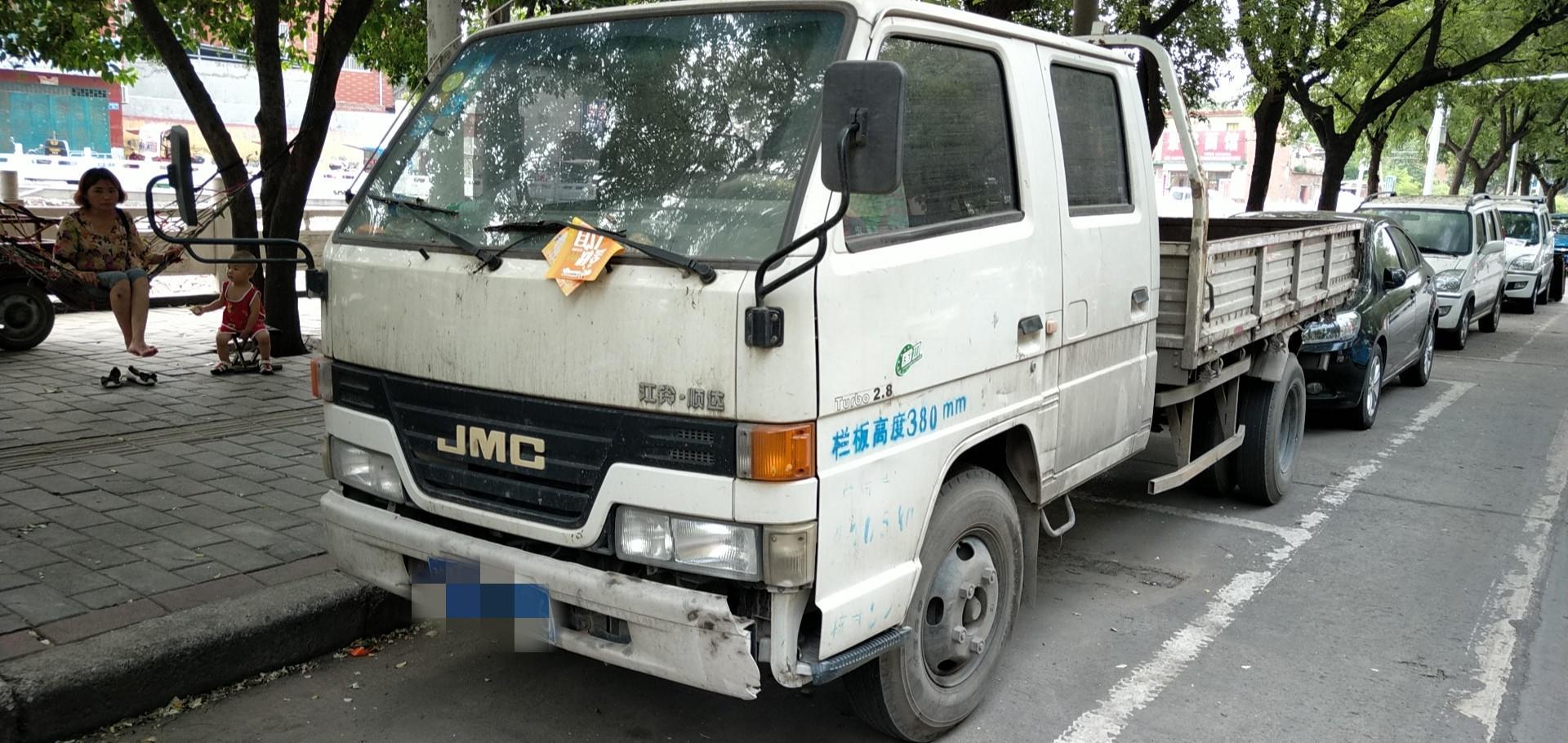 #其他品牌其他 載貨車  110匹 2011年11月 4x2