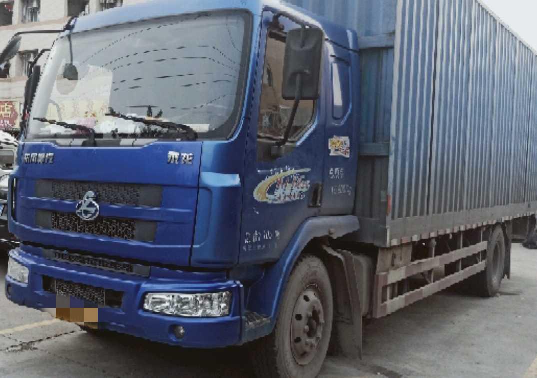 東風乘龍 載貨車  180匹 2014年12月 4x2