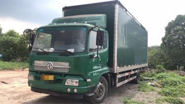 東風其他車系 載貨車  260匹 2016年04月 4x2